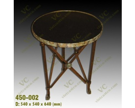 Bronze table 450-002