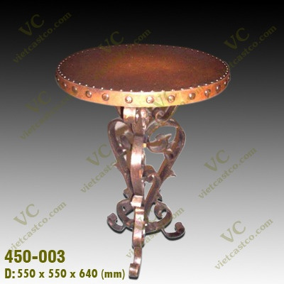 Bronze table 450-003