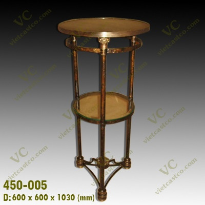 Bronze table 450-005
